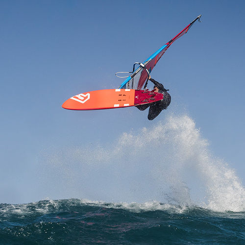 tabla de windsurf de olas / quad fin / twin fin