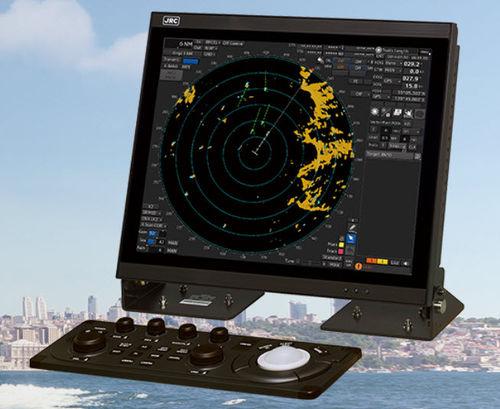 radar para buque / ARPA / con AIS / en color
