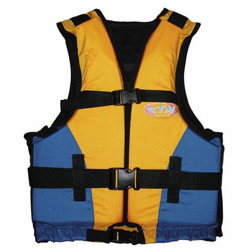 chaleco de ayuda a la flotabilidad para canoa y kayak / unisex / de espuma