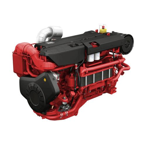 Motor para barco profesional / intraborda / diésel / turbo D13 BUKH