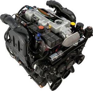 motor recreo / intraborda / gasolina