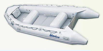 Embarcación neumática fueraborda / semirrígida / para condiciones extremas / 8 personas máx. R-470 Adventure Inflatable boats
