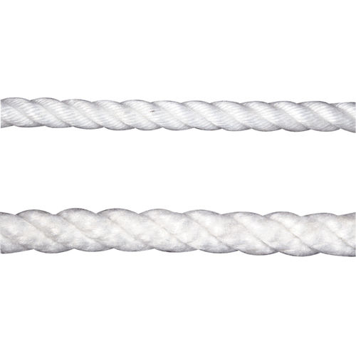 cordaje multiusos / simple trenzada / para velero / alma de poliéster