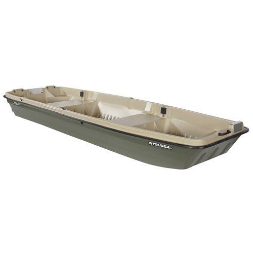 jon boat fueraborda / para la pesca / 2 personas máx.