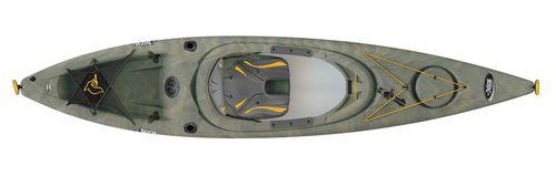 Kayak de travesía / de pesca / de iniciación / 1 plaza INTREPID 120 X ANGLER Pelican International