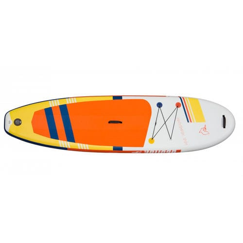 SUP allround / inflable / de PVC