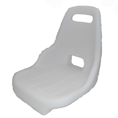 asiento piloto / para barco / fijo / 1 plaza