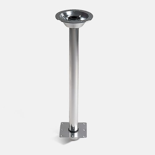 pie de mesa para barco de aluminio