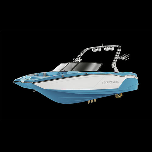 deck-boat intraborda - MasterCraft