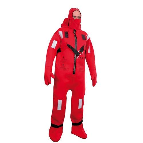 traje flotante de supervivencia / integral / unisex
