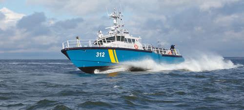 radar para buque / ATA / con ECDIS