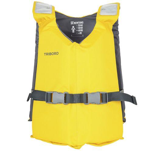 Chaleco de ayuda a la flotabilidad de deporte náutico / para canoa y kayak / para hombre / de espuma 8361994 TRIBORD