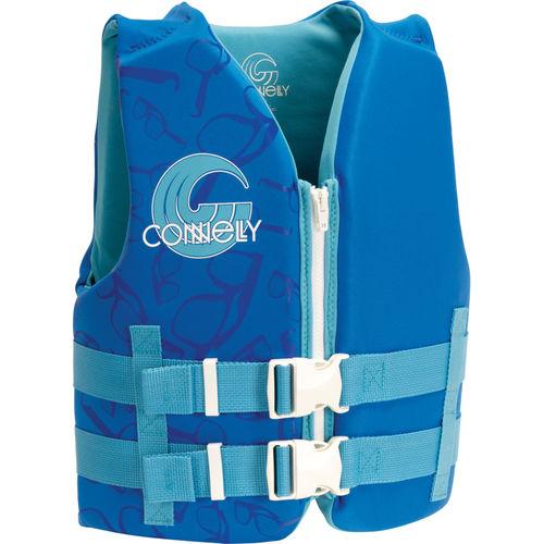 chaleco de ayuda a la flotabilidad de deporte náutico / para niño / de neopreno / de espuma