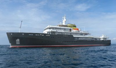 Buque de crucero Piriou