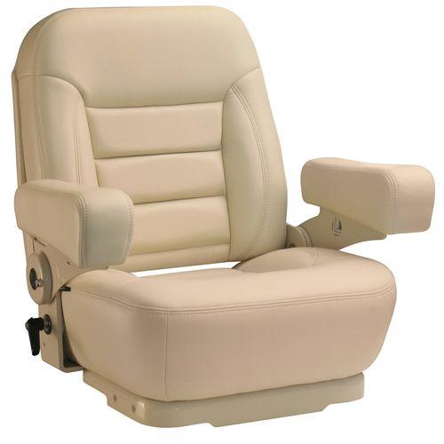 asiento piloto / envolvente / para operador / para barco