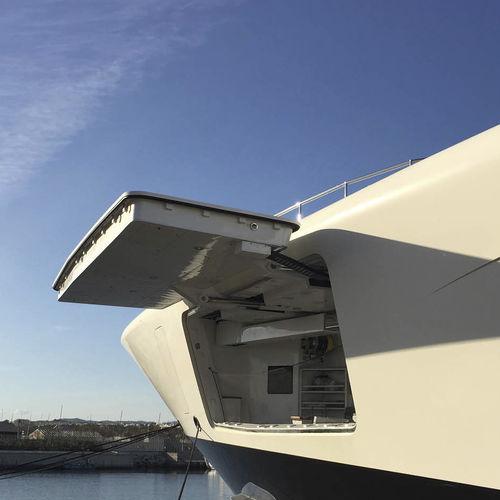 Portón lateral para buque / para yate Fassmer
