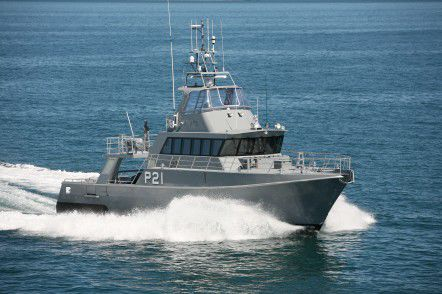 buque especial de vigilancia