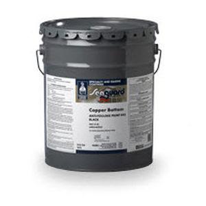 antifouling para embarcación de recreo / de matriz dura / fibra de vidrio / a base de cobre