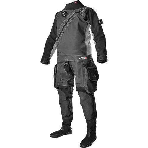 traje impermeable de buceo / dos piezas / para hombre