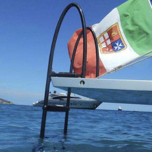 escalera para barco / para yate / de culata / de baño