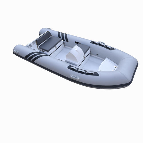embarcación neumática fueraborda / diésel / semirrígida / de buceo