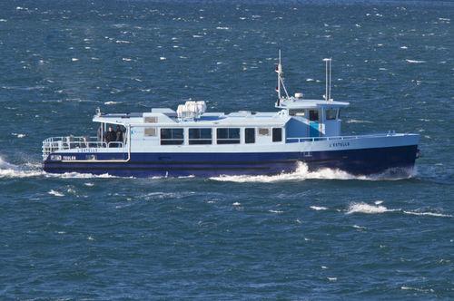 Barco turístico eléctrico / de aluminio Toulon Alt.en