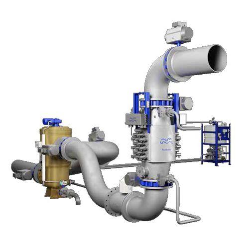 sistema de tratamiento de aguas de lastre - Alfa Laval Mid Europe