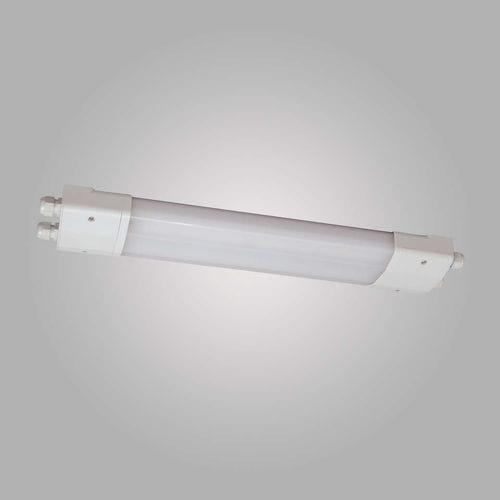 plafón de exterior / para buque / LED / para montaje en superficie
