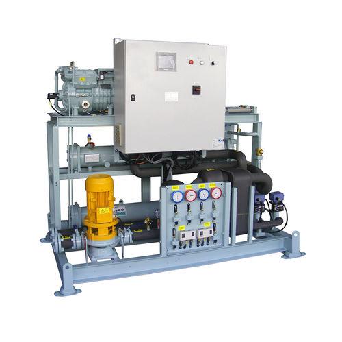 Enfriador de agua para buque QCM-P-(S/T)-BHE Novenco