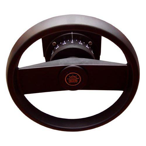 palanca de mando de timón / digital / con una sola palanca / para buque