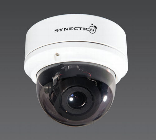 Cámara para buque / CCTV / para luz tenue / HD Vandal Synectics Industrial Systems