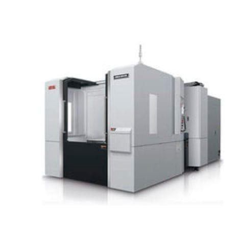 centro de mecanizado 4 ejes / horizontal / para compuestos / de alta velocidad