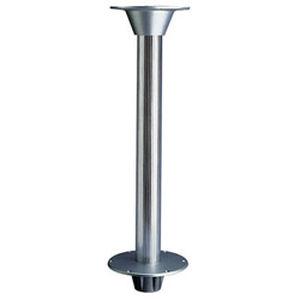 pie de mesa para barco desmontable / de aluminio