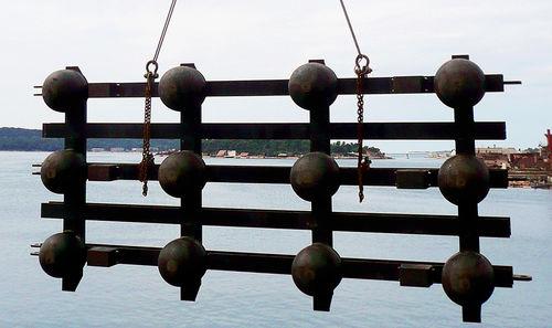 defensa para puerto / de muelle / esférica