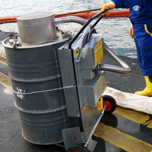incinerador para buques de desechos / de lodo