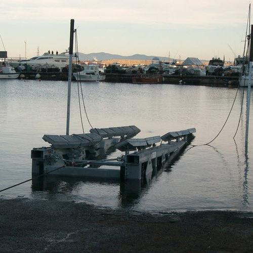 carro de manipulación / para barco