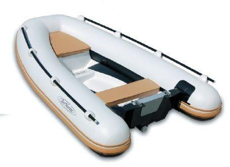 embarcación neumática fueraborda / semirrígida