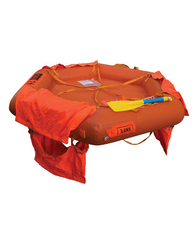 balsa salvavidas para barco / costero / lanzable / inflable