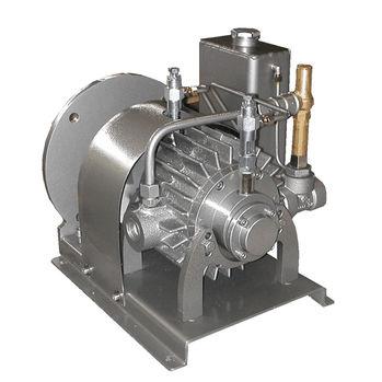 compresor para buque / para astillero naval / de paletas sin aceite