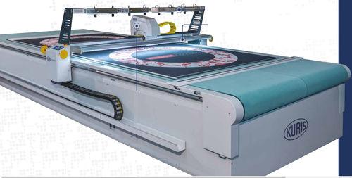mesa de corte CNC / con transportador / para astillero naval