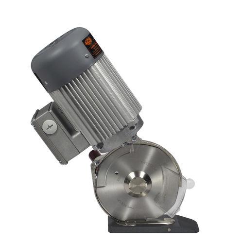 Cortadora con cuchilla giratoria / eléctrica / tela / para astillero naval GRT12SX Rasor Elettromeccanica