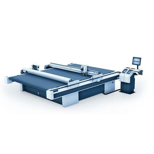 Mesa de corte CNC / para astillero naval D3 Zünd Systemtechnik