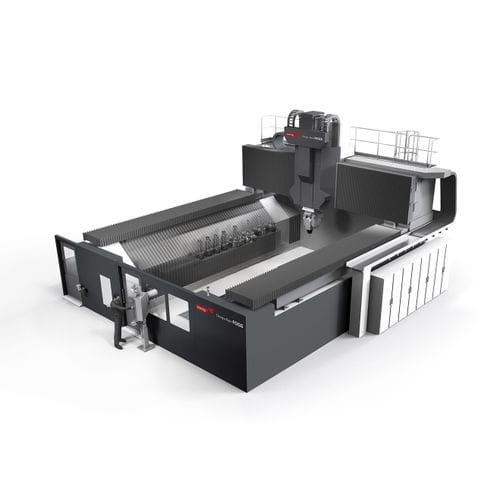 centro de mecanizado CNC / vertical / de alta velocidad / de torno