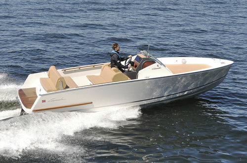 barco open intraborda - Cormate