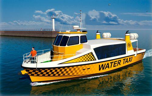 barco de pasajeros / intraborda