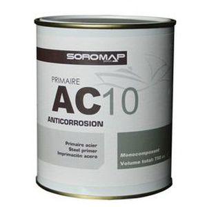 imprimación para embarcación de recreo / para acero / monocomponente / antiherrumbre