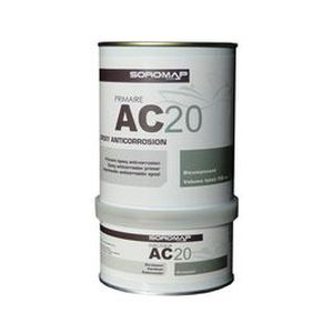 imprimación para embarcación de recreo / para acero / de epoxi / bicomponente