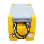 depósito de combustible / para barco / con bombas trasiego