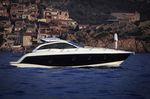 barco cabinado intraborda / con hard-top / 12 personas máx. / con 2 camarotes