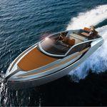 barco cabinado intraborda / diésel / bimotor / 10 personas máx.